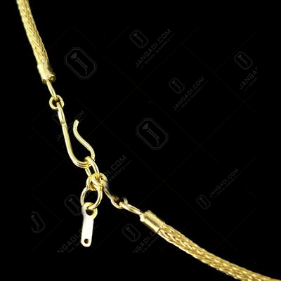 GOLDPLATED SILVER CHAIN