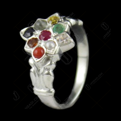 Casual Wear Navarathna Ring