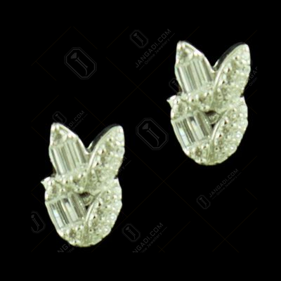 ZIRCON STONE TOPS EARRING