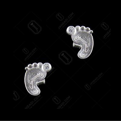 BABY FOOT EARRINGS