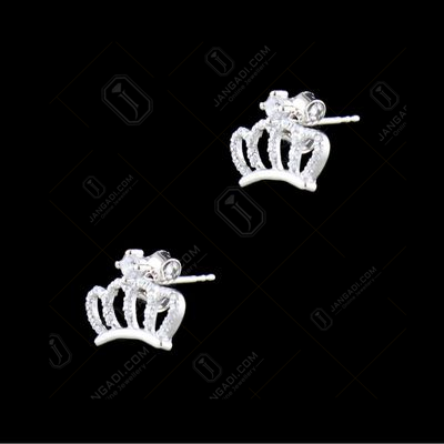 BABY CROWN EARRINGS