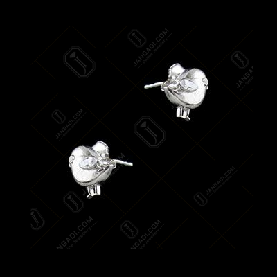 STERLING SILVER BIRD EARRINGS