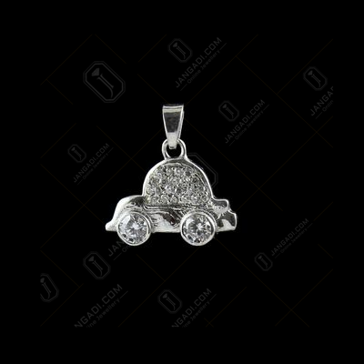 STERLING SILVER CAR PENDANT
