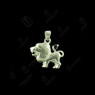 Zodiac Leo Sun Sign Traditional Pendant