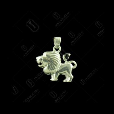 Zodiac Leo Sun Sign Traditional Pendant