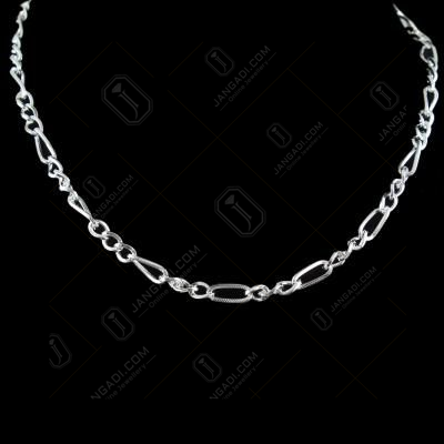 SILVER FANCY CHAINS