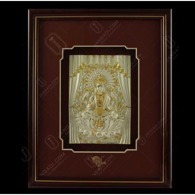 Lord Lakshmi Photo Frame