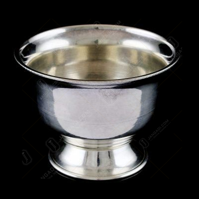 Silver Sandal Cup