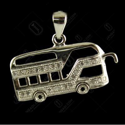 92.5 Sterling Silver Fancy Pendant