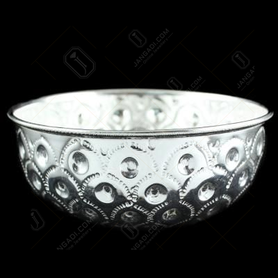 Silver Plated Fancy Design Bowls