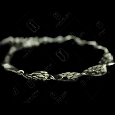 SIlver Fancy Design Bracelets