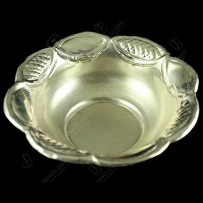 Fancy Floral Design Bowls